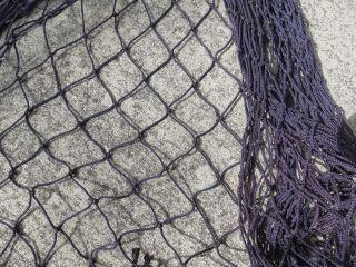 4 Feet X 8 Feet Purple Salmon Alaskan Seine Net Fishing Fish Netting (n278) photo