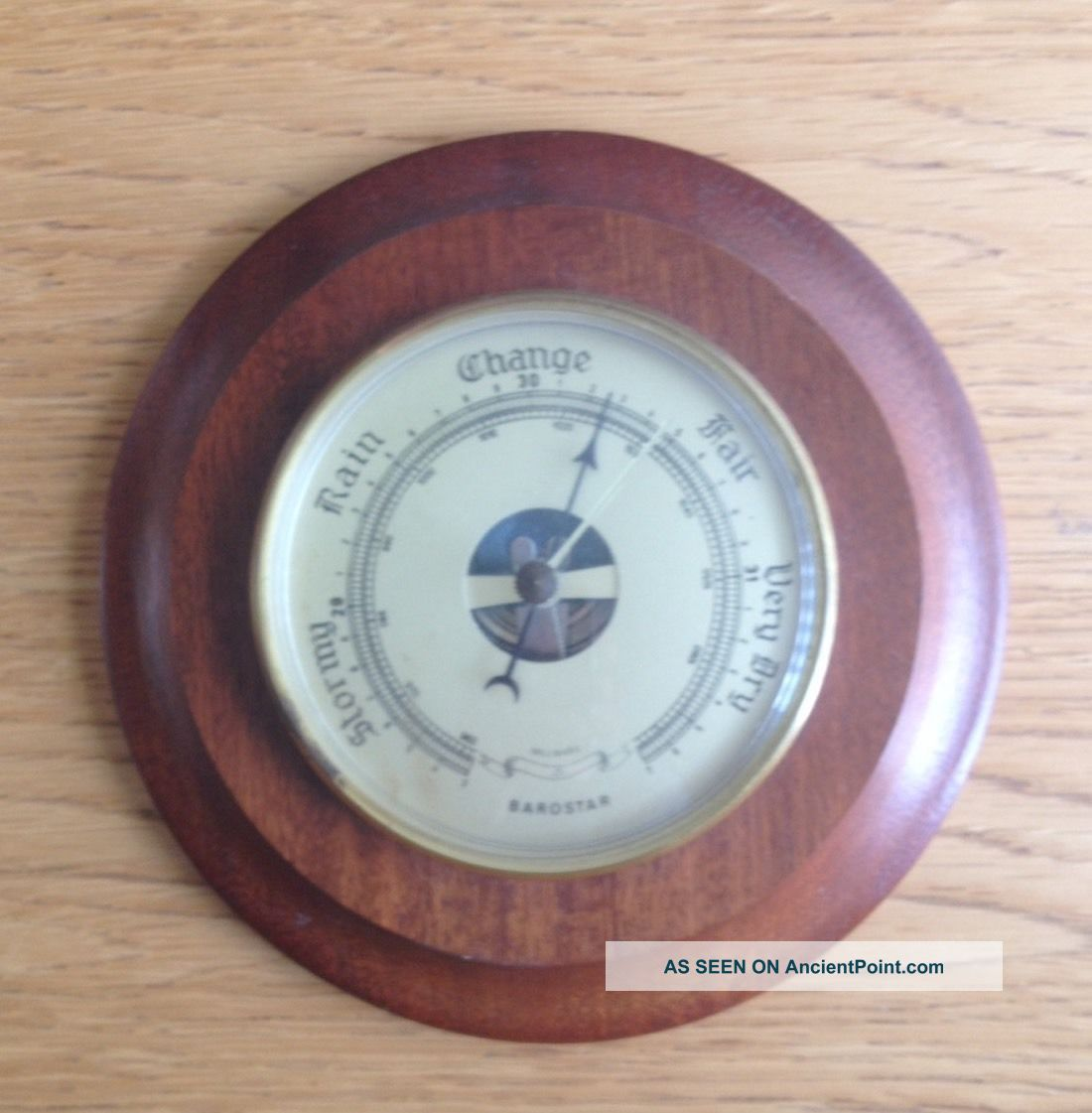 Barostar Barometer Other Antique Science Equip photo
