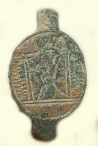Ancient Roman Empire Ring photo