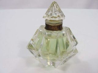 Vintage Mini Full French Perfume By Jacques Fath Canasta Or Fath De Fath Unsure photo