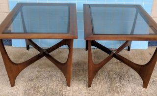 Lane / Pearsall Side Tables - 2 Available - Separately photo