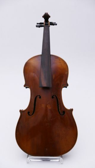 Fine Concert Stradiuaris Antique Old Violin Violin0 Violine Viola Italy photo