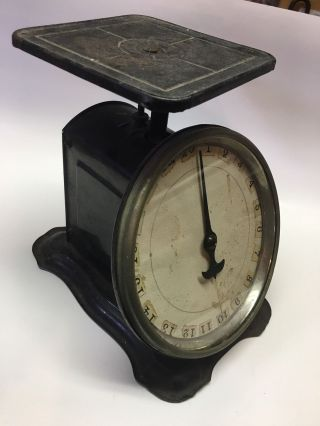 Antique Universal 20 Lb.  Scale Price photo