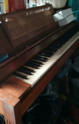 Vintage Antique Baldwin Acrosonic Piano Will Also Include Key To Tune Piano photo