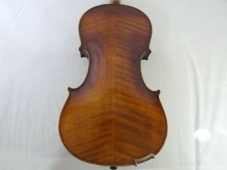 1920s Feine 4/4 Hi Geige Violin Masakichi Suzuki No7 Mij Japan Antique photo