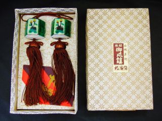Japanese Hanging Scroll Weight