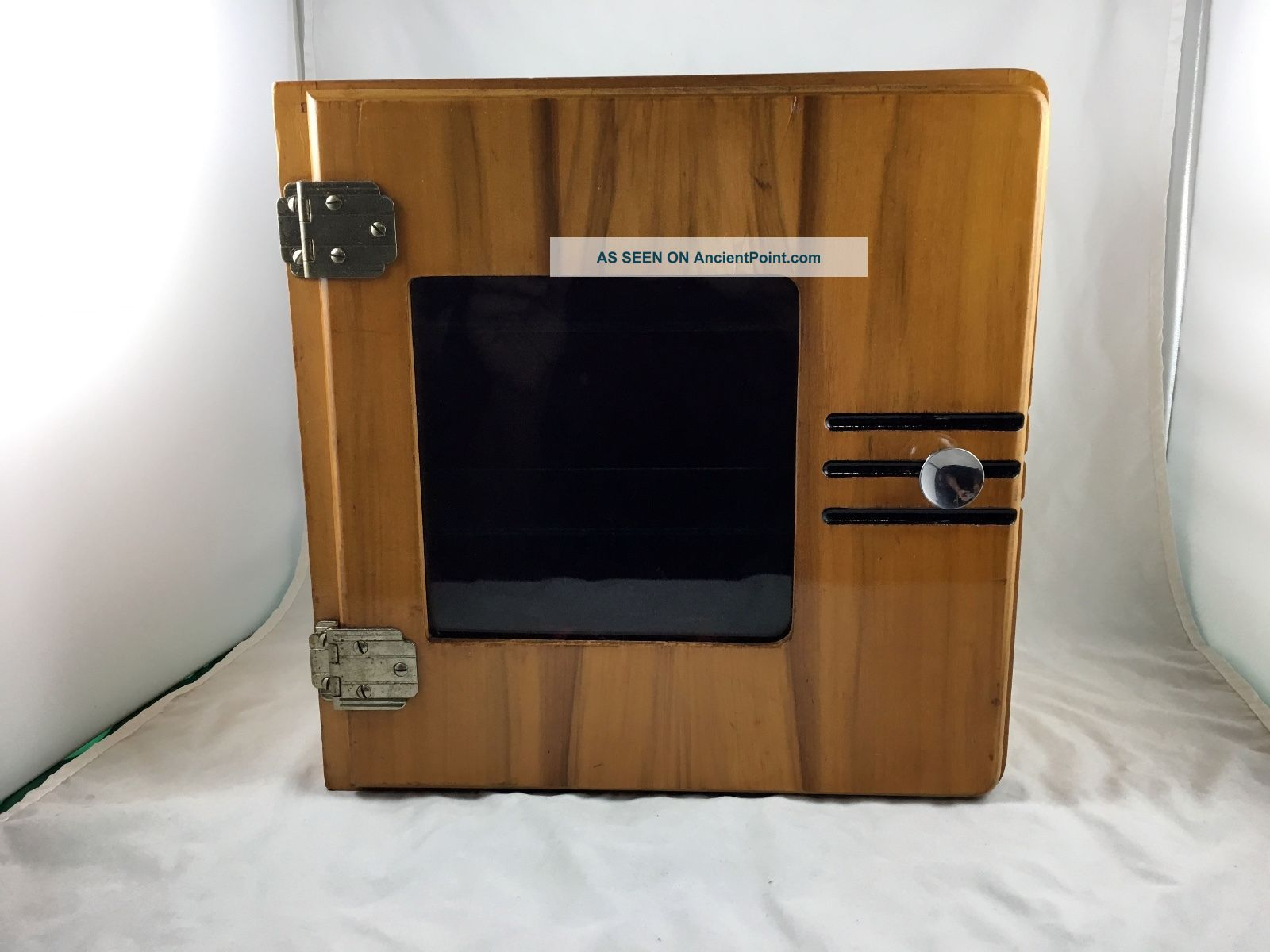 Vintage - Art Deco - Mini Cocktail / Liquer Cabinet - Very Rare Art Deco photo
