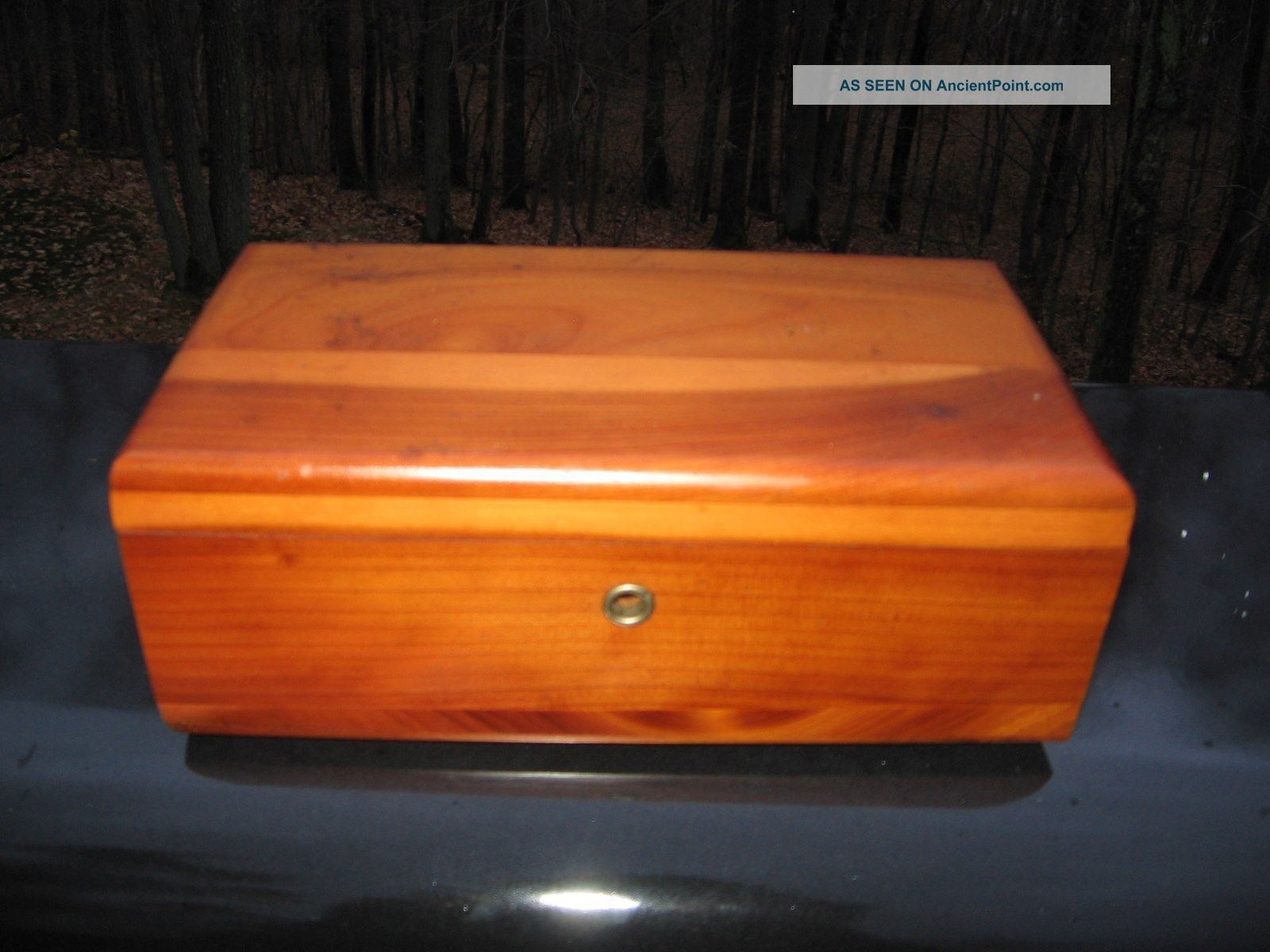 Lane Chest Cedar Chest Puritan Furniture Salesman S Sample Miniature