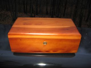 Lane Chest Cedar Chest Puritan Furniture Salesman's Sample Miniature Petite photo