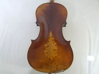 1920s Feine 4/4 Hi Geige Violin Masakichi Suzuki No?? Mij Japan Antique photo
