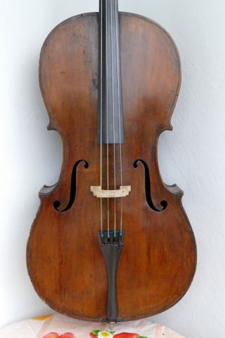 Very Interesting Around 200 Years Old Cello,  Violoncello photo
