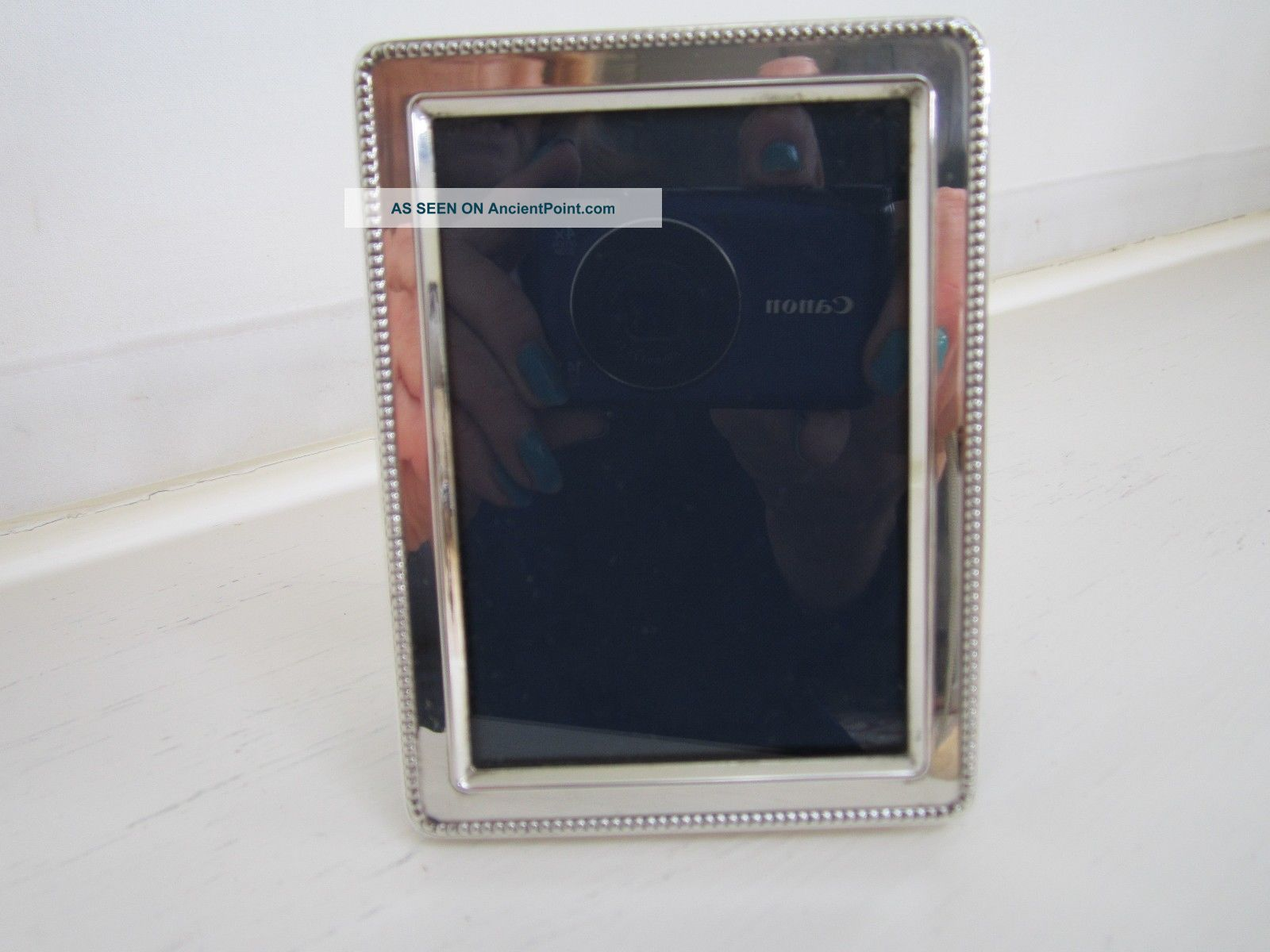 Solid Silver Photo Frame Frames photo