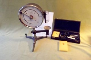 Surface &interfacial Tension Torsion Balance,  Vintage {physics},  Accesory Kit photo