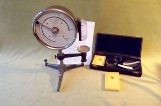 Surface &interfacial Tension Torsion Balance,  Vintage {physics},  Accesory Kit photo