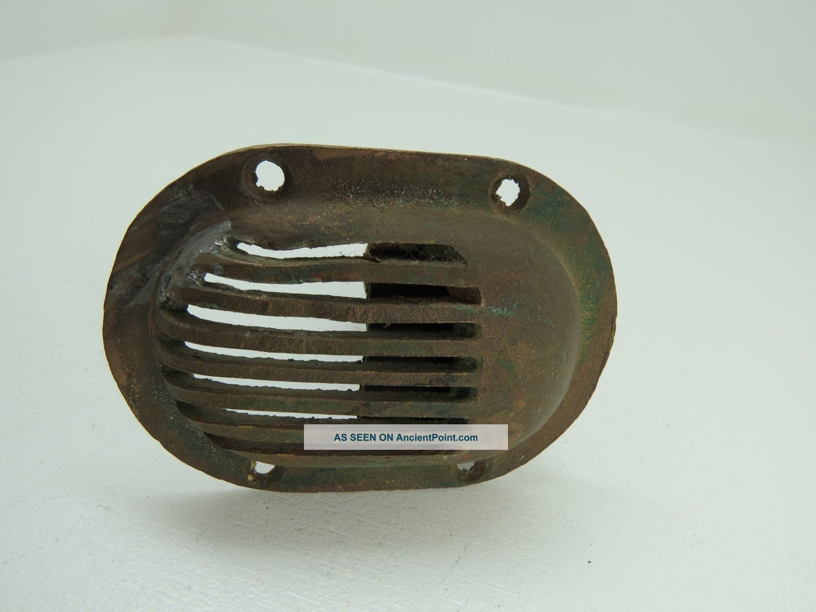 Brass Bronze Intake Strainer Water Drain Screen (976) Other Maritime Antiques photo