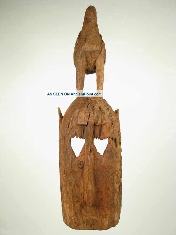 Early To Mid - Century Dogon Mask Masks photo
