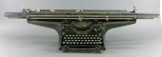 Antique 1921 Art Deco Underwood No 3 26