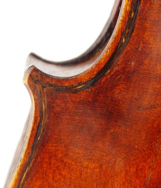 , Antique 4/4 Old Italian School Violin - Geige,  Fiddle,  小提琴 photo