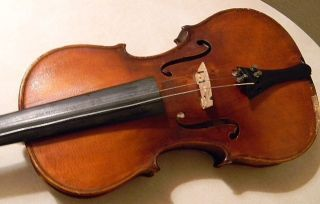 Antique Siebenhuner Violin 16 Walldorf Bei Frankfurt Am Main 24
