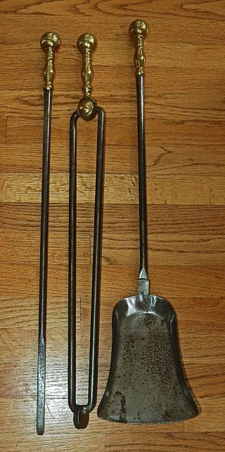 Virginia Metalcrafters Fire Tools photo