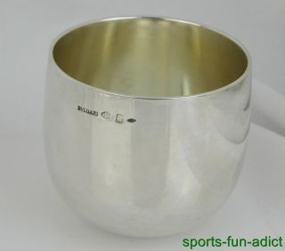 1975 Bvlgari Bulgari Sterling Silver 925 Tumbler Cup Goblet photo