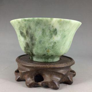 China Guizhou Bowl Of Stone Carving photo