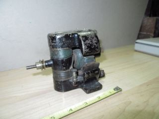 Antique Cast Iron Porter Motor No.  7 Lebanon N.  H.  Bipolar Dynamo Electric Motor photo