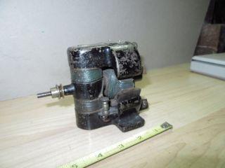 Antique Cast Iron Porter Motor No.  7 Lebanon N.  H.  Bipolar Dynamo Electric Motor photo