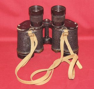 Ww2 1944 Raf Watson - Baker Co.  Ltd.  6x Binocular photo
