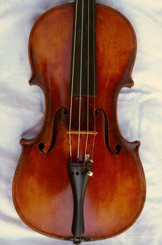 Antique French? Violin photo