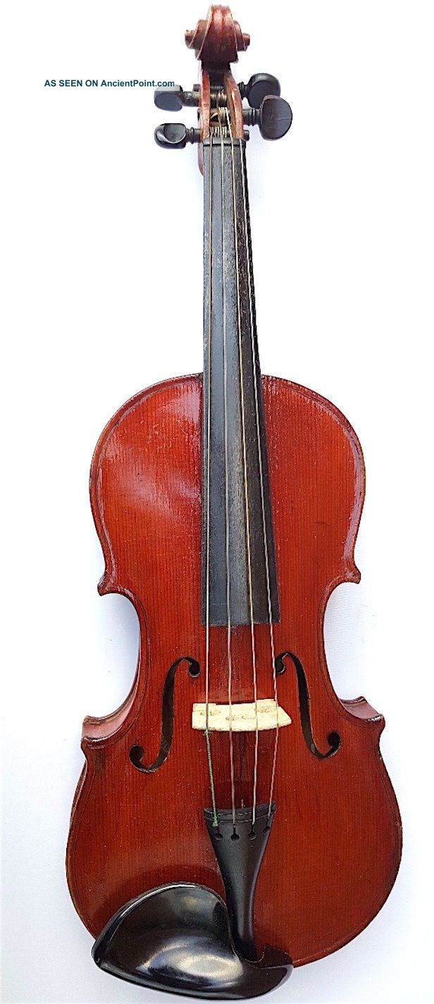 Old Master 3/4 Maidstone Violin Violon Cello Old Wood 小提琴 СКРИПКА ヴァイオリン Geige String photo