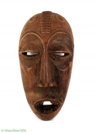 Chokwe Mask Mwana Pwo Congo African Art photo