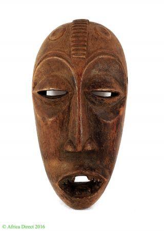 Chokwe Mask Mwana Pwo Congo African Art photo