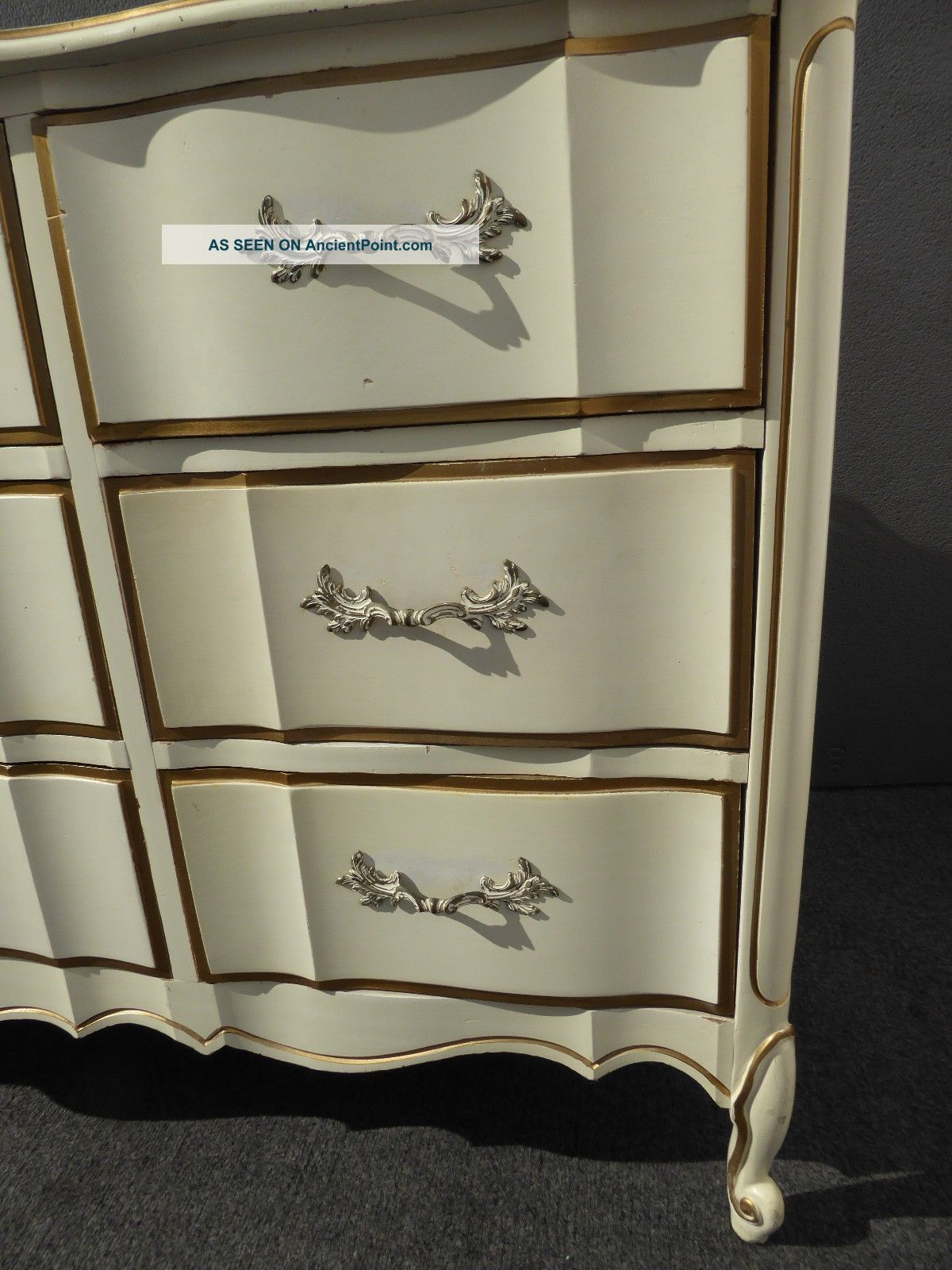Dixie Furniture Vintage Dressers