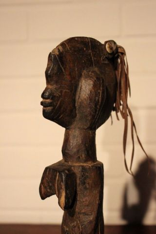 Burkina Fasso Old African Figure Ancien Statue Afrique Mossi Africa Doll Poupée photo