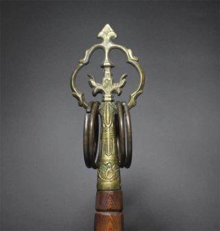 Japanese Antique Buddhist Altar Brass
