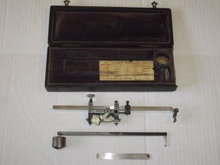 1922 Keuffel & Esser K&e Compensating Polar Planimeter - Model 4240 - Sn 29498 photo