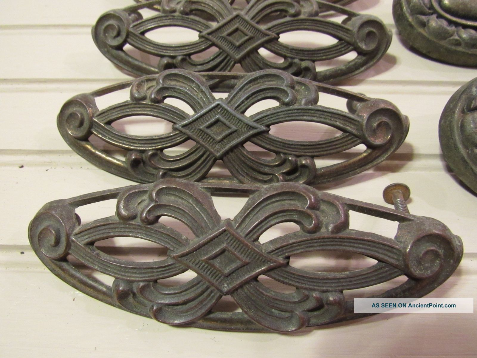 Antique Drawer Pulls Drawer Pulls photo