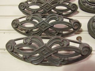 Antique Drawer Pulls photo