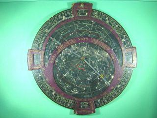 Mang ' S Drehbare Sternkarte 1900 Planisphere photo