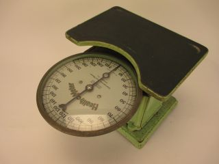 Vintage Health - O - Meter Continental Scale photo