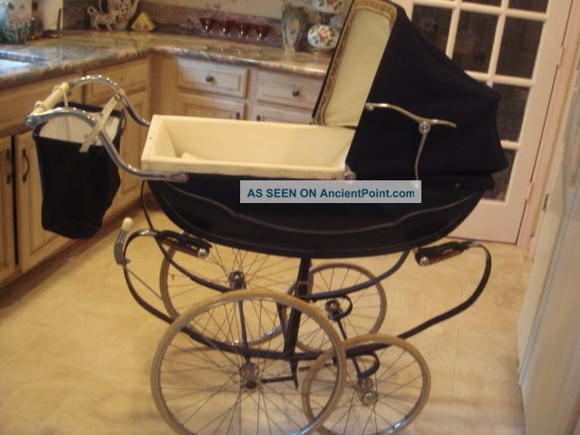 Vintage Royale Baby Pram Carriage Baby Carriages & Buggies photo