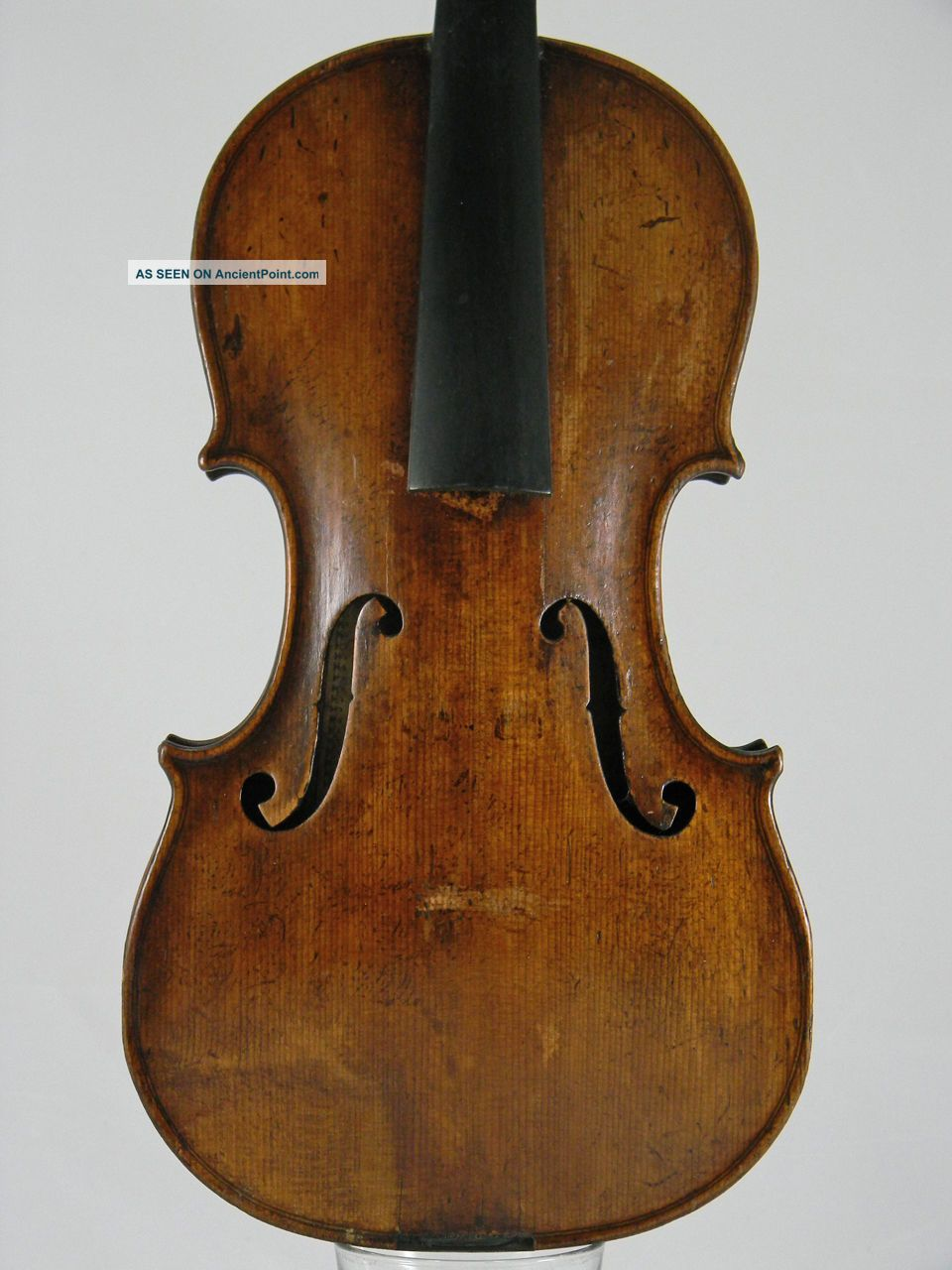 Interesting Old Antique Violin Italian Label G.  Antonio Marchi Bologna 1776 String photo
