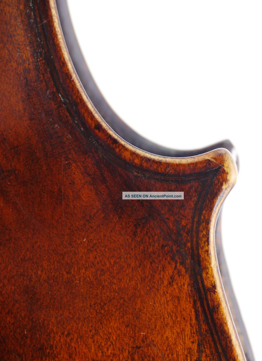 Fine,  Antique 4/4 Old Italian School Violin,  Ready To Play - Fiddle,  Geige String photo