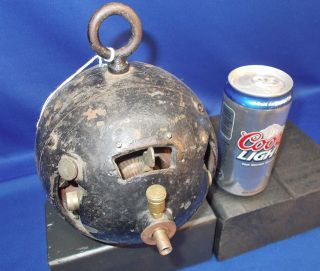 77 Early Ball Electric Motor,  1900? photo