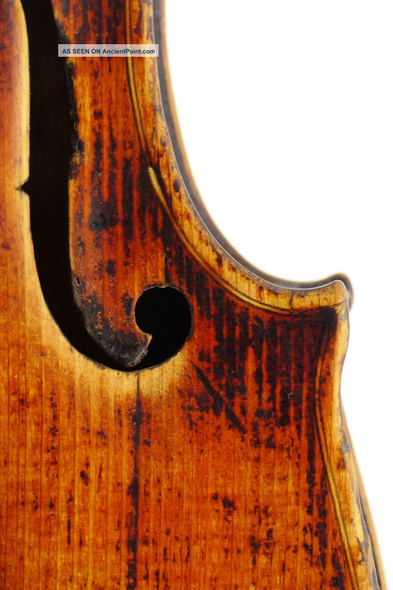 Fine,  Antique Antonius Thier 4/4 Old Master Violin - Ready To Play - Fiddle String photo