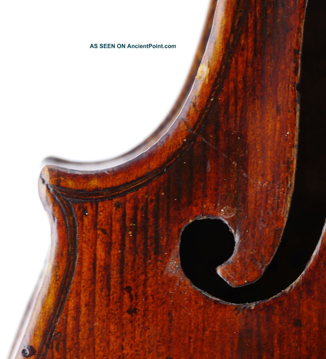 Rare,  Antique Italian Old 4/4 Amati Style Master Violin - Geige,  Fiddle 小提琴 String photo