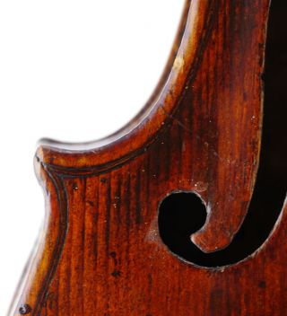 Rare,  Antique Italian Old 4/4 Amati Style Master Violin - Geige,  Fiddle 小提琴 photo
