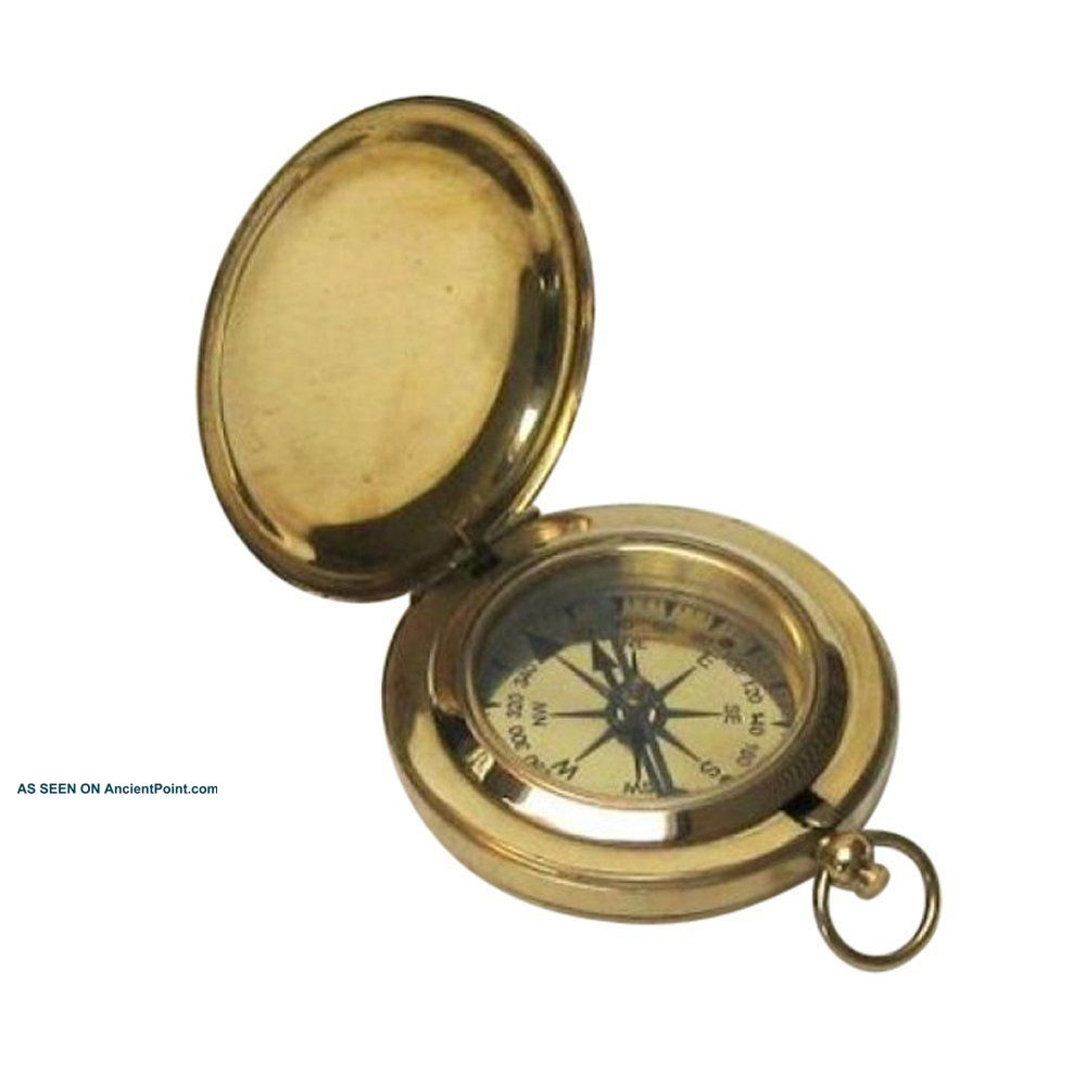 Nautical Brass Dalvey Compass 2