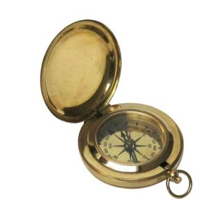 Nautical Brass Dalvey Compass 2